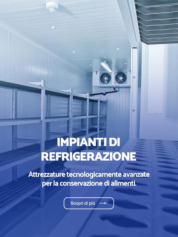 impianti di refrigerazione sorrento